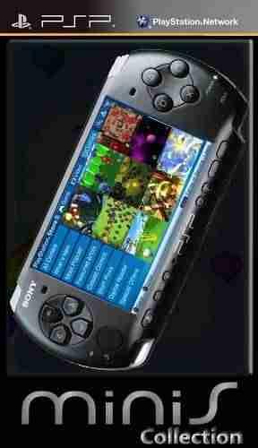 Descargar PSP Minis Coleccion 2009-2011 [MULTI2] por Torrent